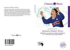 Bookcover of Antonio Gómez Pérez