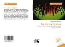 Francesca Gagnon的封面