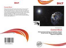 Couverture de Comet West