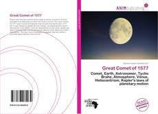 Couverture de Great Comet of 1577