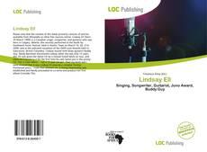 Portada del libro de Lindsay Ell