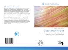 Portada del libro de Claes-Göran Granqvist