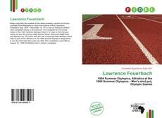 Lawrence Feuerbach kitap kapağı