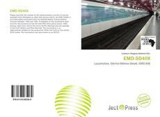 Copertina di EMD SD40X