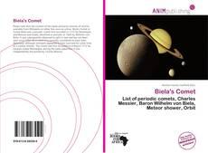 Couverture de Biela's Comet