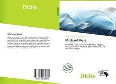 Buchcover von Michael Voss