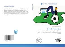 Portada del libro de David Fernández