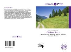 Copertina di Cibiana Pass