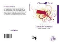 Capa do livro de Caradrina morpheus