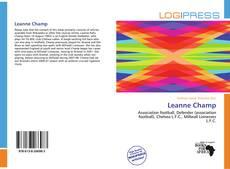Buchcover von Leanne Champ