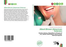 Bookcover of Albert Brown (American Veteran)