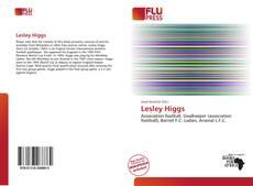 Portada del libro de Lesley Higgs