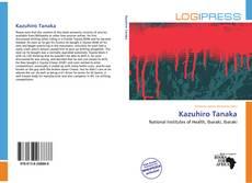 Kazuhiro Tanaka kitap kapağı