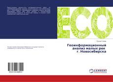 Bookcover of Геоинформационный анализ малых рек г. Новосибирска