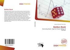 Couverture de Boldon Book
