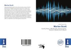 Couverture de Marlee Scott