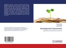 Bookcover of Development Economics