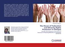 Capa do livro de The House of Federation and Minority Rights Protection in Ethiopia
