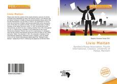 Bookcover of Livio Maitan