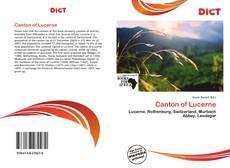Copertina di Canton of Lucerne