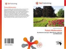 Обложка Palais Wallenstein