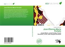 Buchcover von Jean-Étienne-Marie Portalis