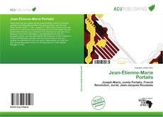 Portada del libro de Jean-Étienne-Marie Portalis