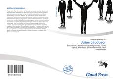 Bookcover of Julius Jacobson