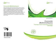Buchcover von Connexité (Mathématiques)