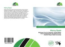 Henry Saad的封面