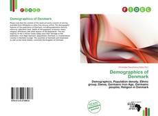 Demographics of Denmark的封面