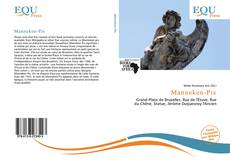 Capa do livro de Manneken-Pis