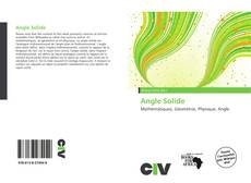 Bookcover of Angle Solide