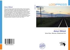 Bookcover of Amur Oblast