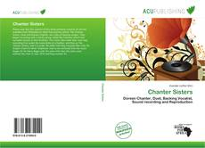 Bookcover of Chanter Sisters