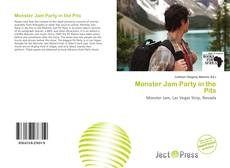 Bookcover of Monster Jam Party in the Pits