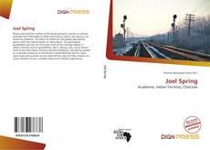 Bookcover of Joel Spring