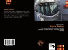 Portada del libro de Banda Station