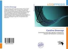 Capa do livro de Caroline Dinenage