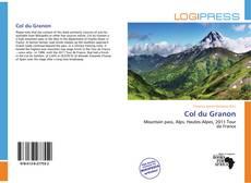 Bookcover of Col du Granon