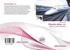 Buchcover von Charles Adler, Jr.