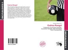 Capa do livro de Esdras Rangel