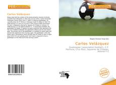 Bookcover of Carlos Velázquez