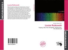 Bookcover of Louise Rutkowski