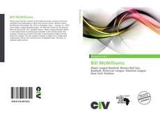 Bookcover of Bill McWilliams