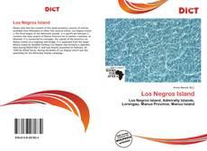 Bookcover of Los Negros Island