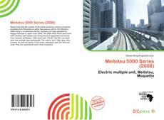 Portada del libro de Meitetsu 5000 Series (2008)