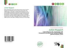 Bookcover of Julian Huppert