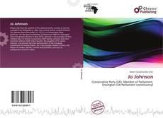Bookcover of Jo Johnson