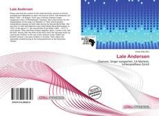 Buchcover von Lale Andersen
